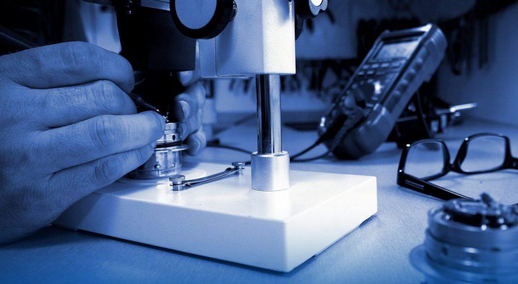 naprawa aparatów endoskopowych